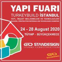 TurkeyBuild 2020 Istanbul Exhibition Banner