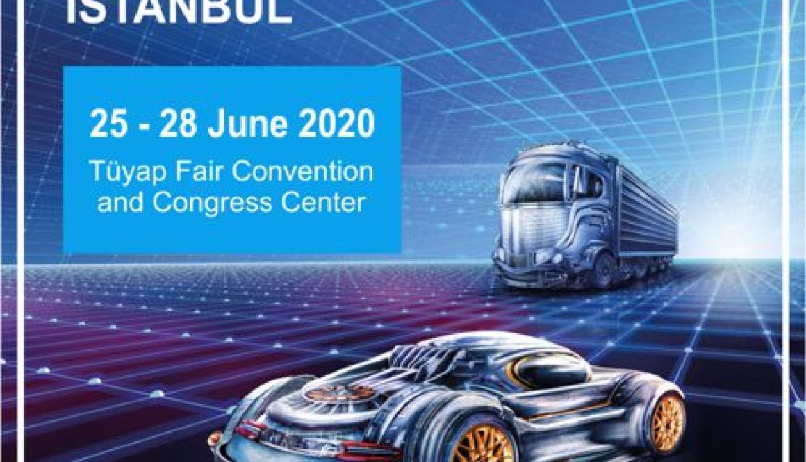 Automechanika Istanbul 2020 Exhibition Banner