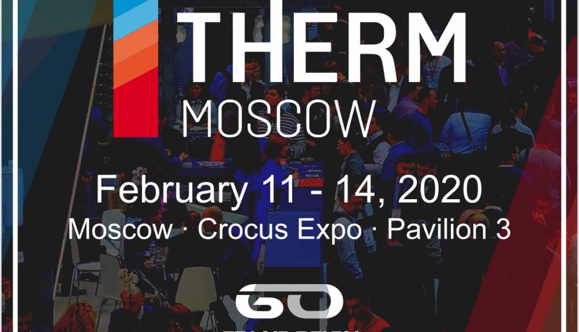 Aquatherm Moskva International Trade Fair 2020