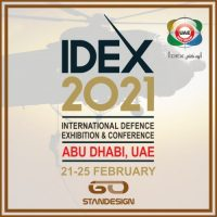 IDEX 2021 – International Defence Exhibition - GO STAND DESIGN