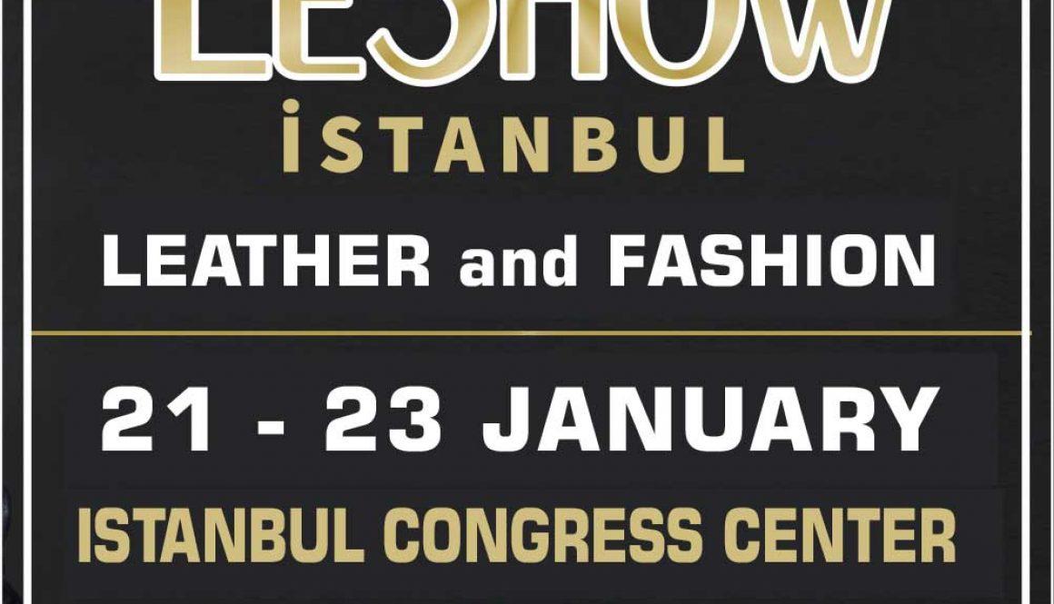 LeShow Istanbul 2021 - Leather and Fashion Fair - GO SAND DESIGN